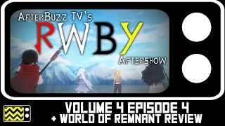 RWBY Season 4 Episode 4 Review & After Show | AfterBuzz TV