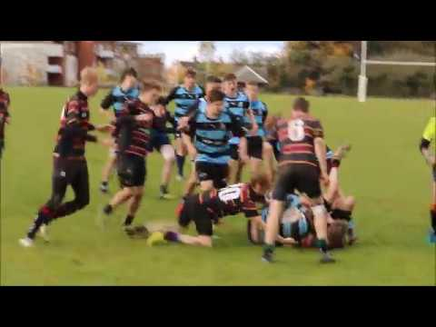 2017 11 05   Hungerford match   Try Compilation