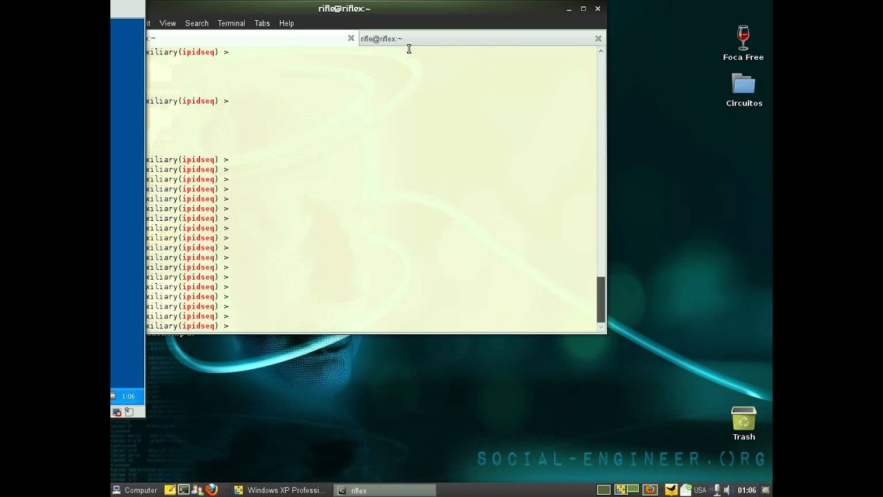 how to find vulnerability using nmap