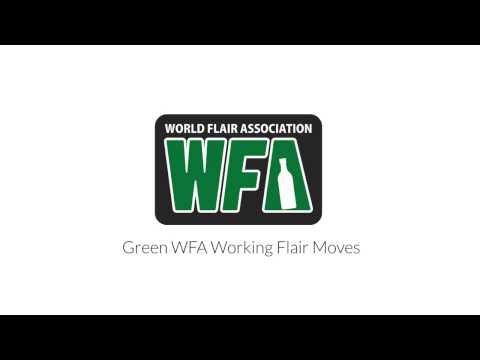 GREEN WFA GRADING WORKING FLAIR