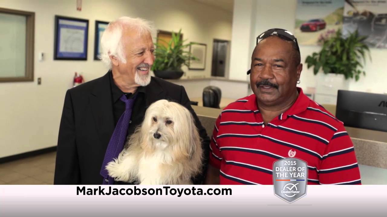 Mark Jacobson Toyota Preowned Superstore Testimonial   YouTube