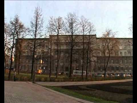 Нижний Новгород. Площадь Минина и Пожарского.