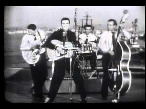 Elvis Presley - Blue suede shoes HD