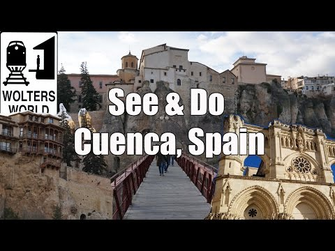 Visit Cuenca - What to See & Do in Cuenca, Spain