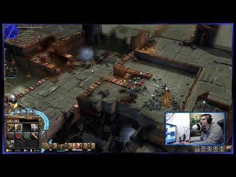 Single Player Campaign // Warhammer 40,000: Dawn of War III |