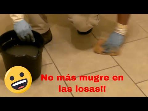 Limpiar eficazmente las juntas de los azulejos del suel doovi - Como limpiar el azulejo del piso ...