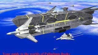 Gateway to the Megaverse Chrome - Episode 6 - Robotech The Shadow Chronicles RPG