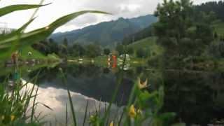 Camping by lake in Austria - SportCamp Woferlgut