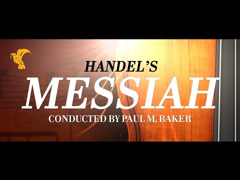 Handel's Messiah at Grace Convention Centre, Petaling Jaya on 19th March 2016