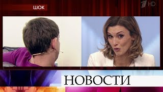 В «Пусть говорят» с Дмитрием Борисовым - скандал в семье известного актера Вадима Андреева.