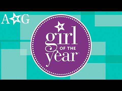 Girl Of The Year 2017 Teaser | American Girl