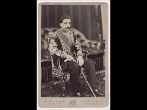 Sultan Abdulhamid Han II - 34th Sultan Of The Ottoman Empire