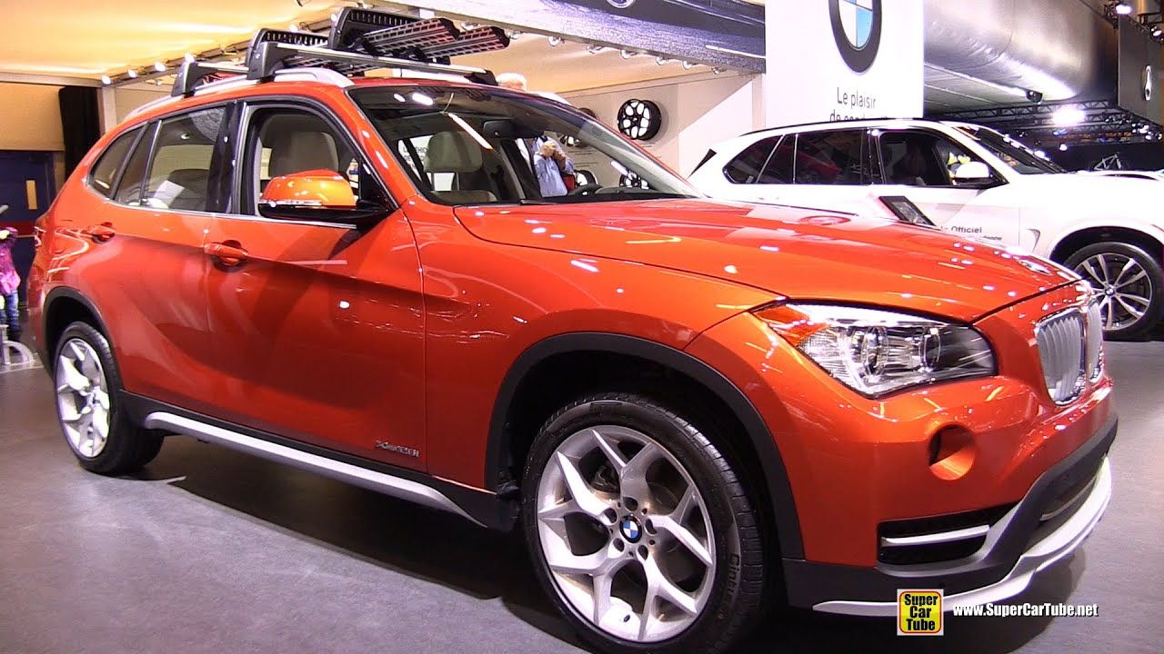 2015 BMW X1 xDrive 35i  Exterior and Interior Walkaround  2015