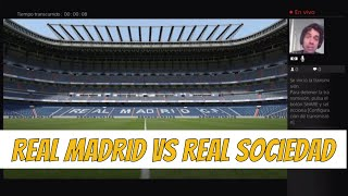Video Gol Pertandingan Real Sociedad vs Real Madrid