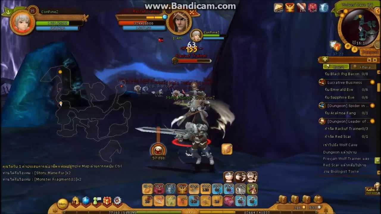 ragnarok online 2 legend of the second warrior gameplay