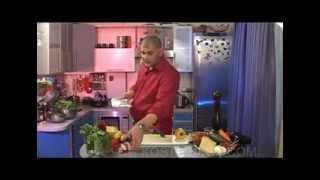 Серж Маркович. Рыба в фольге с овощами