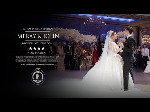 Meray & John :: Wedding Highlights :: The Venetian