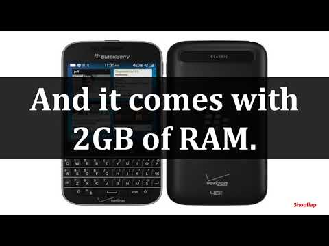 FEATURES OF BLACKBERRY CLASSIC NON CAMERA MOBILE