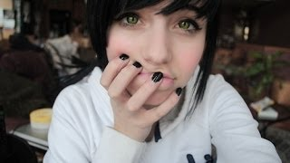 Emo girls do the sexiest things