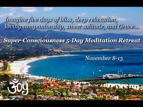 Joy of Life 2015 5-Day Meditation Retreat with Kambiz Naficy