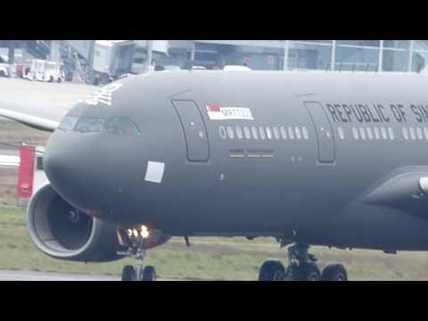 A330 MRTT - Republic of Singapore Air Force - [EC-033/MRTT033]