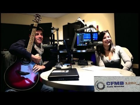 Toz Antonio Piretti - Interview At CFMB Radio Montreal - Oct 2015