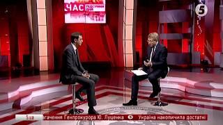 Володимир Омелян   інтерв'ю | Час  Підсумки дня | 17 11 2017