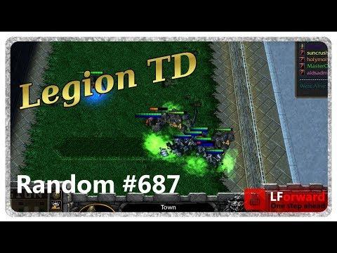 Legion TD Random #687 | Why Mudmen Are So Strong Early