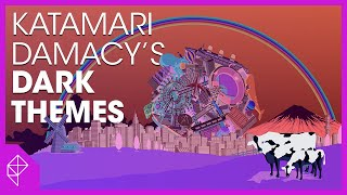 Katamari Damacy is actually about consumerism