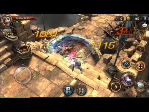 Lost Kingdom- Classes-Skills-Game Play-PvP-Brasil