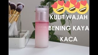 Gambar cover #REVIEW SKINCARE 2 - LANEIGE CLEAR C PEELING SERUM INDONESIA