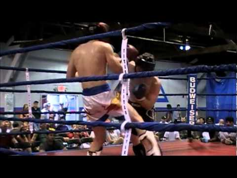 HAMILTON MUAY THAI MMA 2012