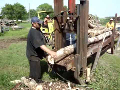 Build Diy Plans For Homemade Firewood Processor Plans