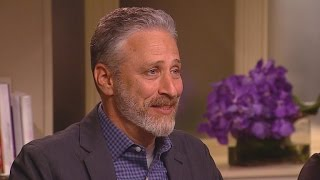 EXCLUSIVE: Jon Stewart is Happy to Be Done With 'The Daily Show,' And He's Not Watching It Either