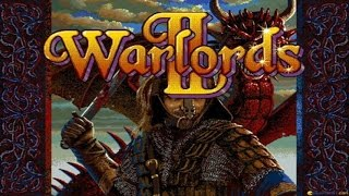 Warlords 2 gameplay (PC Game, 1993)