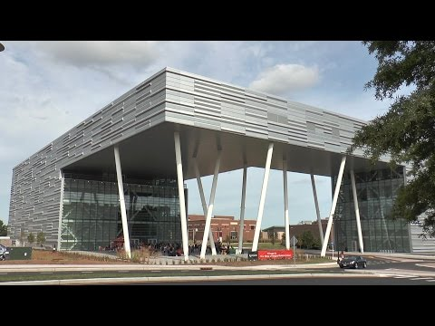 Virtual tour of Rutgers Business School at 100 Rock on the Livingston Campus