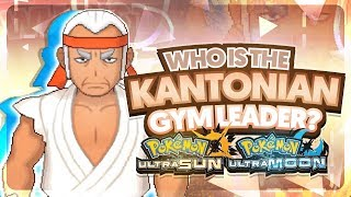 OLD MAN From VERMILION City Is The KANTONIAN Gym Leader?! - Pokemon Ultra Sun and Ultra Moon Theory