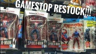 EP74- Marvel Legends Spider-Man PS4 Gamerverse Restock/ Mezco Exclusive Dr. Strange/ Thanos Chrome