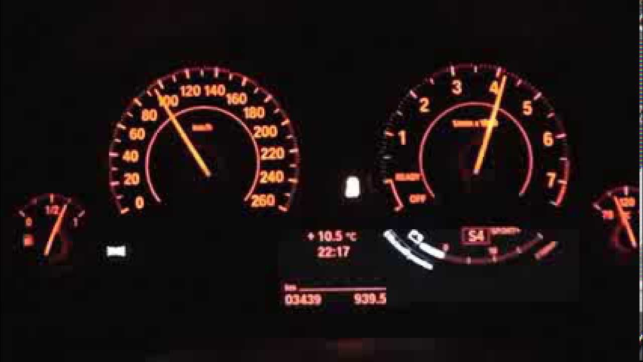2013 BMW 328i Touring F31 245 HP 0100 kmh Acceleration  YouTube