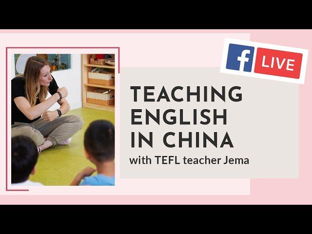 i-to-i WEBINAR   Episode 7: Teaching English in China
