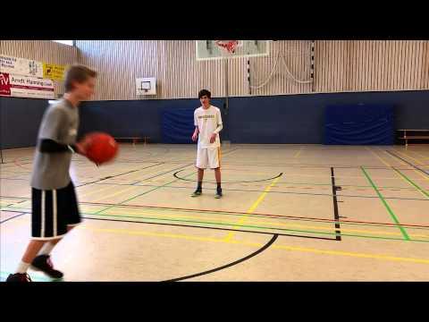 Bewegter Block im Basketball - Watch & Learn - Tutorial (SUO)