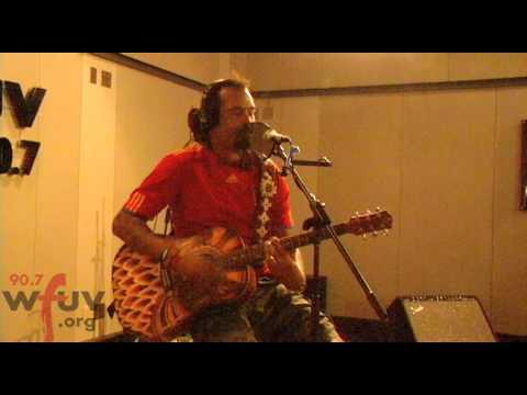Michael Franti - The Sound of Sunshine (In-Studio at WFUV)