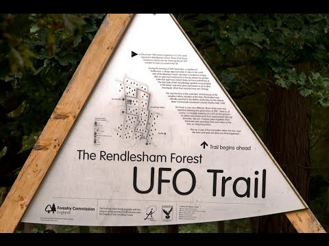 Interview Peter Robbins & Robert Salas, Rendlesham Forest, 10-22-2014
