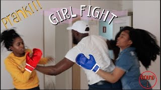 GIRL FIGHT |She stole my Money!!!!!!! | PRANK | PART 1