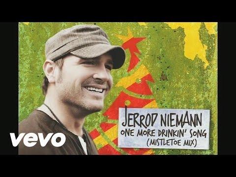 Jerrod Niemann - One More Drinkin' Song (Mistletoe Mix) (audio)