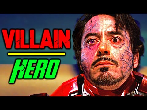 Iron Man — How to Turn a Villain Into the Hero | Film Perfection