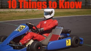 10 Things You Should Know About KartKraft
