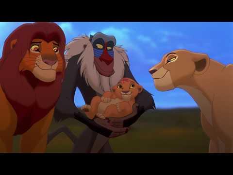 The Lion King II: Simba's Pride - Trailer