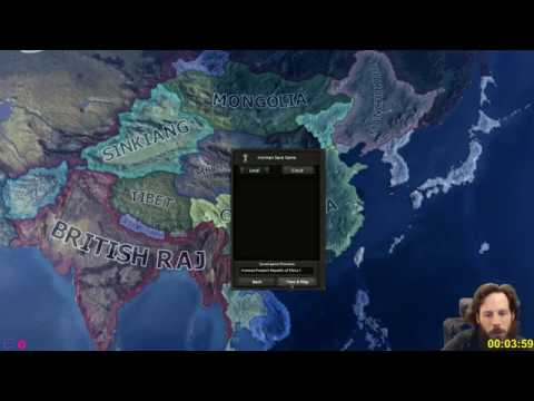 HOI4 - Making Peoples Republic of China Greatest Empire