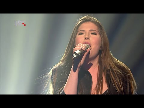 Sara: Tough Lover  The Voice of Croatia  Season1  1